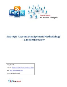 Strategic Account Management Methodology
