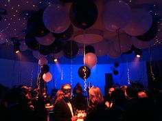 Private party Lac studios balloon decoration