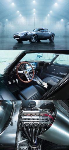Eagle E-Type Low Drag GT