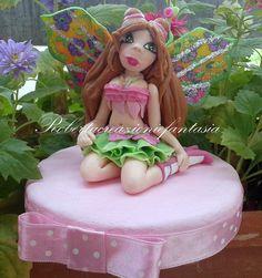 Cake topper delle Winx