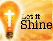 let your light shine - Bing images