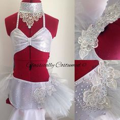Dance Costume Jazz Pageant by ClassicallyCostumed on Etsy