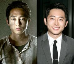 Steven Yeun....Korean American