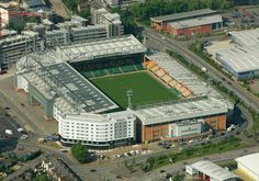 Carrow Road Norwich - First Visited 1997 English Football Stadiums, British Football, English Football League, Football Love, European Football, Sport Football, Football Fans, Norwich City Football, Norwich City Fc