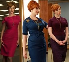 """Joan Halloway from """"Mad Men"""" 