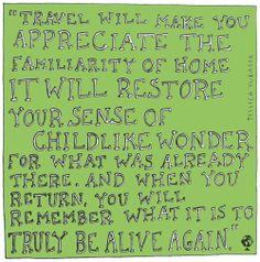 13 Inspiring Travel Quotes