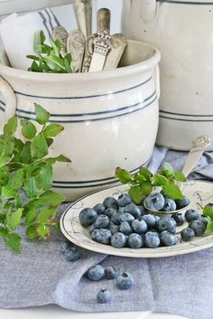 VIBEKE DESIGN: It is blue and sweet!