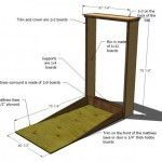 @Mykel Nahorniak Janisch RV Murphy Bed Idea – Build Your Own