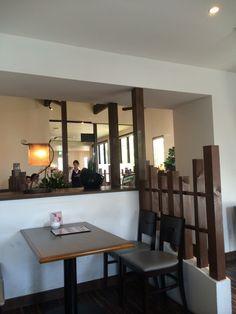 カフェ・ド・白亜(Cafe de HAKUA)の店内