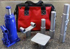 Safe Jack Bottle Jack Recovery Kit