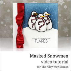 Danielle Daws: Masking tutorial using Copic Mask It. Looks like a good product. Homemade Greeting Cards, Greeting Cards Handmade, Homemade Cards, Card Tags, I Card, Candy Cards, Heartfelt Creations, Winter Cards, Copics