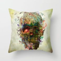 Interface Throw Pillow
