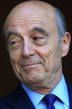 Alain Juppé : avec Nicolas Sarkozy, c'est la taille qui compte