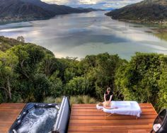 Perfect spot for a massage at The Sounds Retreat! http://blog.luxuryadventures.co.nz/new-marlborough-luxury-accommodation