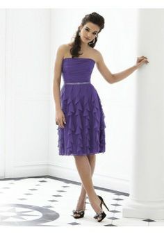 Sheath/Column Strapless Sleeveless Knee-length Chiffon Cocktail Dress #VJ068 - See more at: http://www.beckydress.com/special-occasion-dresses/cocktail-dresses/new-arrival-cocktail-dresses.html?p=3#sthash.97MmgU0R.dpuf