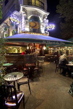 La Closerie Des Lilas, Paris    Love this place!