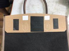 에르메스 버킨백st 가죽가방만들기 5주차 수업 : 네이버 블로그 Leather Bag Pattern, Ted Baker, Tote Bag, Bags, Handbags, Totes, Bag, Tote Bags, Hand Bags