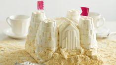 Торт-мороженое «Песочный замок». Пошаговый рецепт с фото на Gastronom.ru