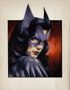 Huntress by Cat Staggs