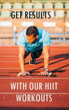 We have brand new HIIT workouts. Lose weight and get stronger now!