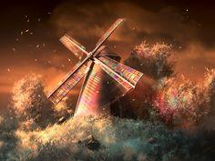 Colors of the wind by AquaSixio.deviantart.com on @DeviantArt