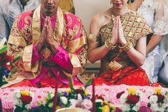 Cambodian wedding.