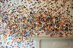 Flora and Fauna Escape the Confines of Over 1,000 Repurposed Books  http://www.thisiscolossal.com/2014/03/flora-and-fauna-escape-the-confines-of-over-1000-books/