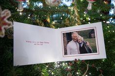 2015 Charles And Camilla Christmas Card