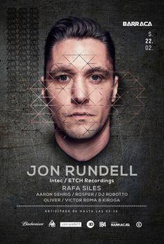 JON RUNDELL Movie Posters, Film Posters, Billboard