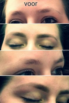 Eyebrow treatment @salon esther