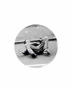 Adam Broomberg & Oliver Chanarin Untitled (Boy falling)