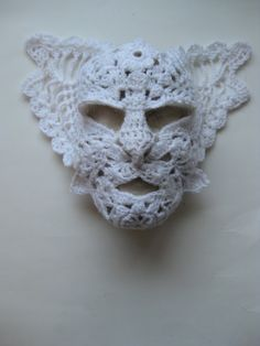 VMSomⒶ KOPPA - unexpected crochet - demon mask