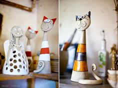 Three ceramic galleries in Eco-museum of Crafts in Dobków. You can find a ceramic shop in each gallery. Ceramics from Dobków. Clay Projects, Clay Crafts, Diy And Crafts, Arts And Crafts, Ceramic Shop, Ceramic Clay, Pottery Pots, Ceramic Pottery, Paper Clay