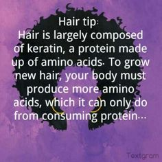 Always have a protein treatment at least once per month or as needed!!