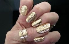 Diseños de uñas bonitas elegantes, diseños de uñas bonitas.  Unete al CLUB #manicuras #nailart #uñassencillas