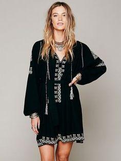 Mes Demoiselles Paris Felicia Embroidered Dress on shopstyle.com
