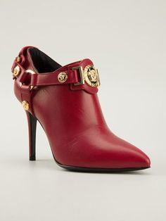 Versace 'signature' Ankle Boots - Elite - Farfetch.com