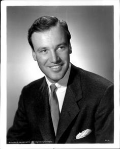 """Richard Anderson. Was all over TV from the 50's-the late 80's. Supporting role in """"Iron Sides"""" and many Perry Masons. Appeared in almost every classic TV show and many movies."""