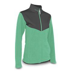 Boombah Women's Victory Fleece Jacket #Boombah #BoombahApparel #BoombahWomensApparel