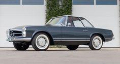 1968 Mercedes-Benz SL Pagode   Classic Driver Market