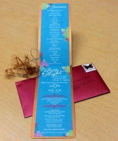 ISES Austin Gala Invite 2012. Pen & Ink designs.