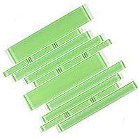 green glass tile Google Search kitchen ideas Pinterest