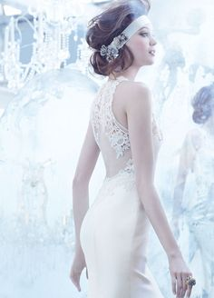 Lazaro Fall 2013 Bridal Gown Collection