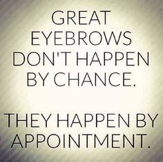 Call Envision Eye & Aesthetics today to schedule your brow shaping appointment! 585-444-EYES #Eyebrows #EnvisionROC