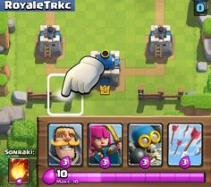 Clash Royale yeni başlayanlar için ipuçları