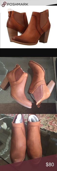 UGG COBIE Super cute!!!ugg COBIE rust. New original box. UGG Shoes Ankle Boots & Booties