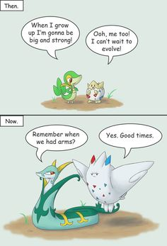 Pokemon. Devolution by ~ClayPita on deviantART