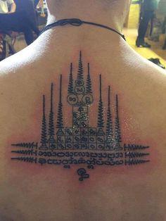 #ThaiBambootattoo #bambootattoo #bangkoktattoo #thailandtattoo #bttattoo