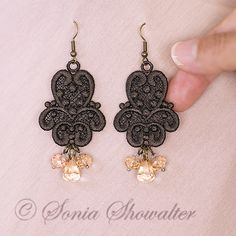 The Fairy Tale Earrings: Sonia Showalter