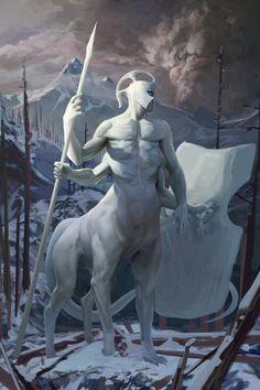 The Centurion by TheMichaelMacRae